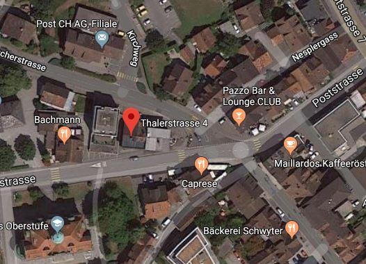 Christine Hengartner Thalerstrasse 4 9424 Rheineck